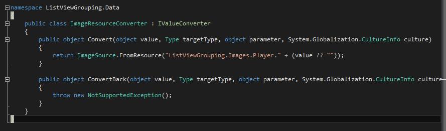 Xamarin Image Converter