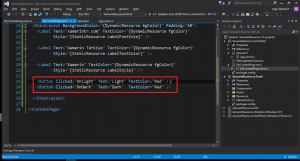 Xamarin Forms Dynamic Resource
