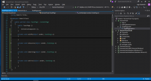 Xamarin Forms Events