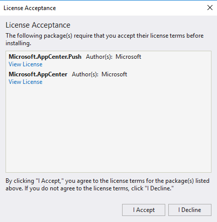 AppCenter Push Notification – Part 3 |